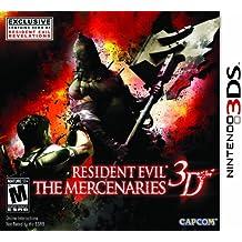 Resident Evil: The Mercenaries-nintendo_3ds
