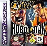 Action Man Robot Attack