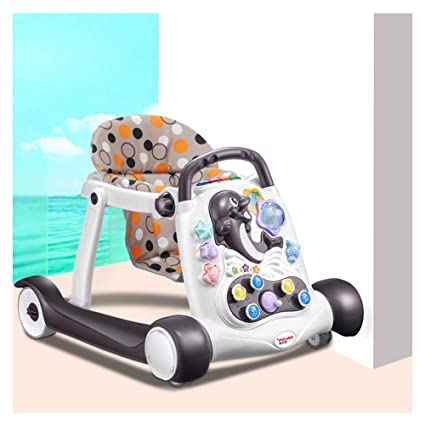WMYJXD Andador para Bebés, Andador Multifunción, Caminante ...