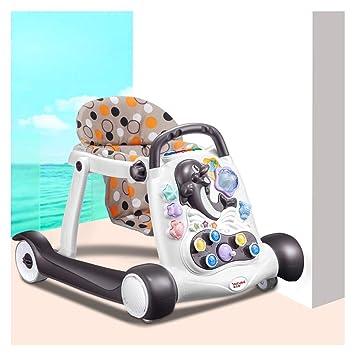 WMYJXD Andador para Bebés, Andador Multifunción, Caminante En ...