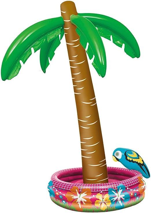PALMERA HINCHABLE PARA FIESTAS 177X81CM: Amazon.es: Juguetes y juegos