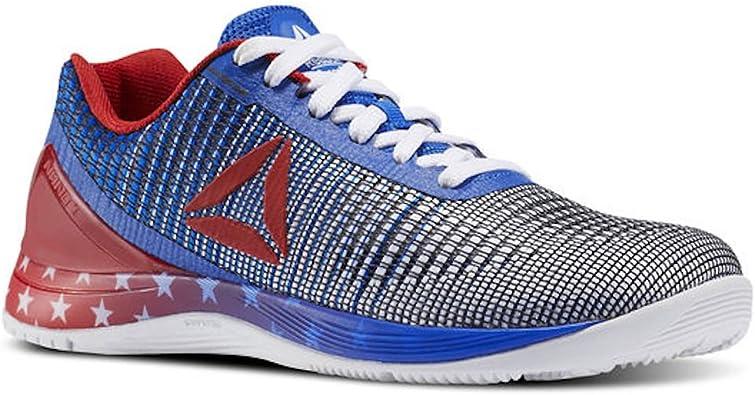 Reebok CrossFit Nano 7.0 - Zapatillas deportivas para mujer, Azul (azul/borgoña/rojo), 39 EU: Amazon.es: Zapatos y complementos
