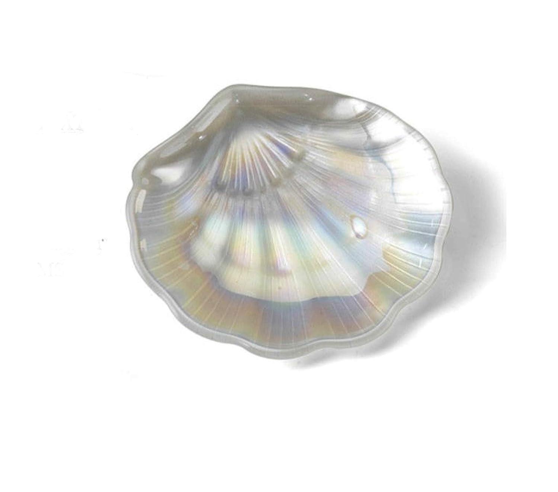 Concha Bautismal en cristal Nacarado con Estuche Autopersonalizable. DOCOLASTRA S.L.U.