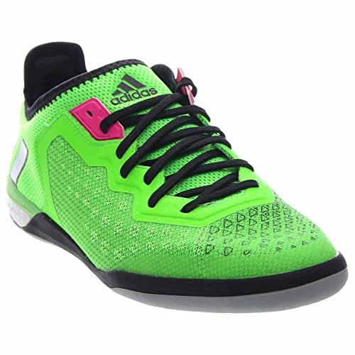 adidas X 16.1 Court – Solar RedBlack   FUTBOL   Zapatos de