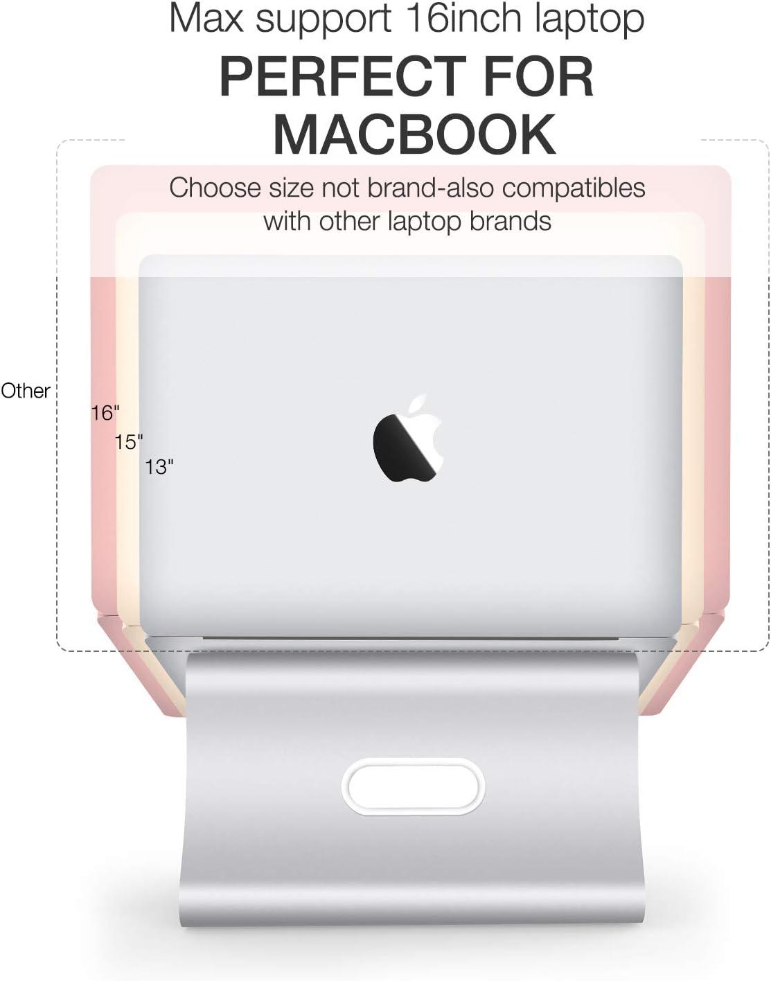 Soporte de Aluminio para Laptop&Soporte de Magnesio-Aluminio ...