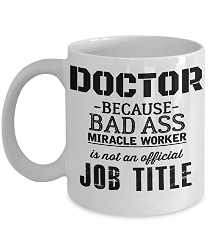 Amazon.com: Medical Doctor Gifts - Doctor Office Gifts -Gifts Ideas For A Doctors - Best Funny Doctor Gift - Doctor Gag Gifts - Doctor Themed Gifts - Doctor ...