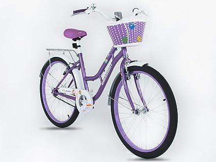 Greenway Girls - Bicicleta de montaña de 60,96 cm: Amazon.es ...
