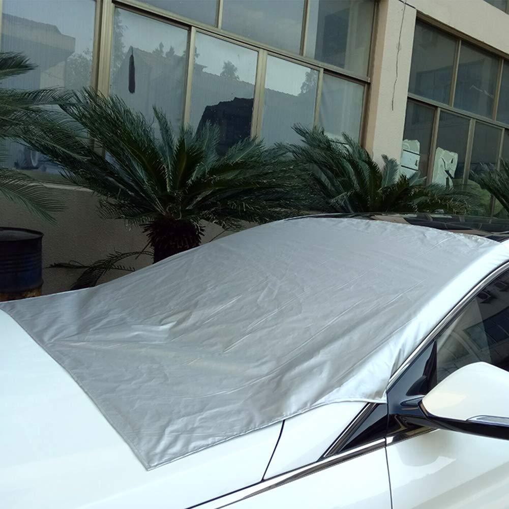 Auto-Windschutzscheiben-Abdeckung Schnee-Abdeckung magnetische Windschutzscheibe Eis- und Frostschutz Windschutzscheibe Frostschutz