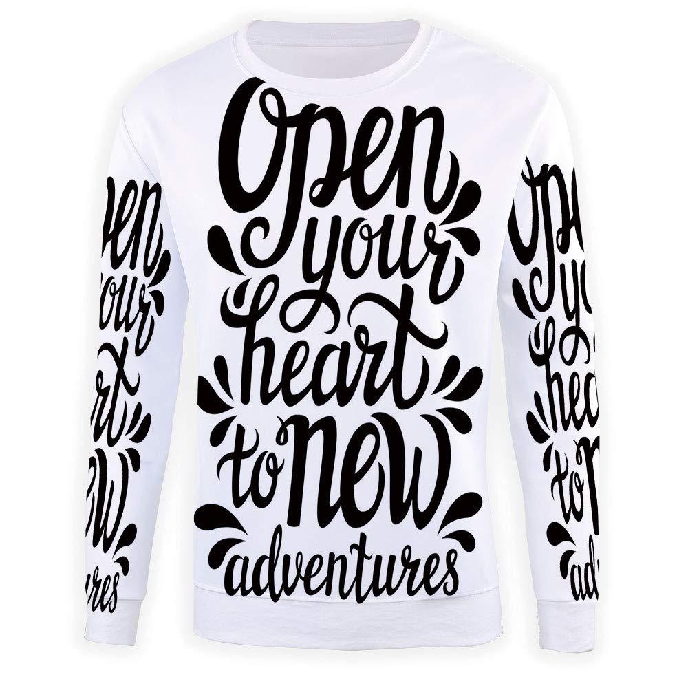 MOOCOM Adult Adventure Crewneck Sweatshirt