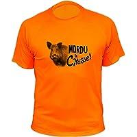 Tee Shirt, Mordu de Chasse, Sanglier