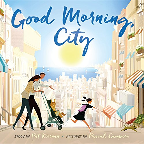 Good Morning, City (Activities Christmas New York City)