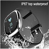 Amazon.com: YIDA SW28 Sport Swimming Waterproof Bluetooth ...
