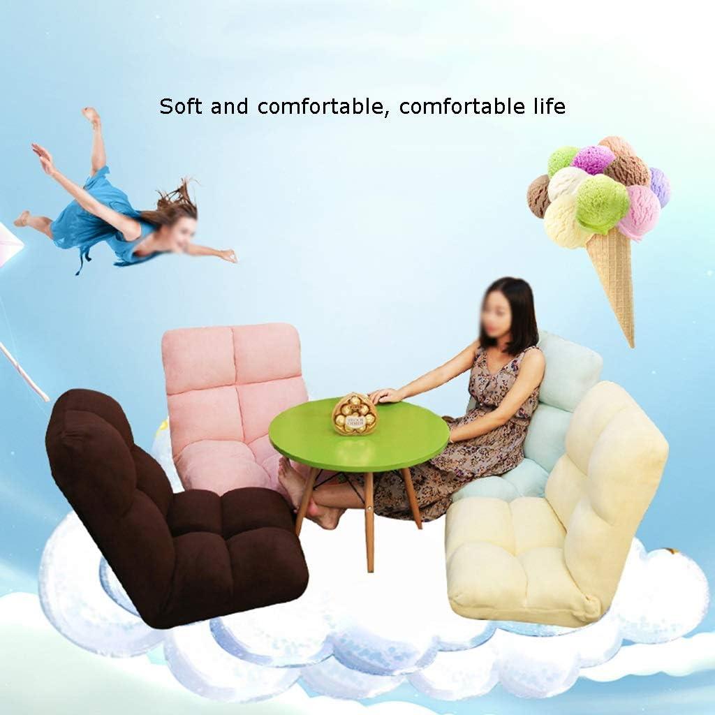 Canapé-lit Pliant , Réglage Du Dossier À 14 Arrêts Fle Tissu Polaire Corail (Color : Style 3) Style 3