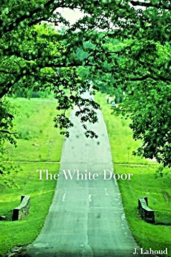 The White Door by [Lahoud, J.]