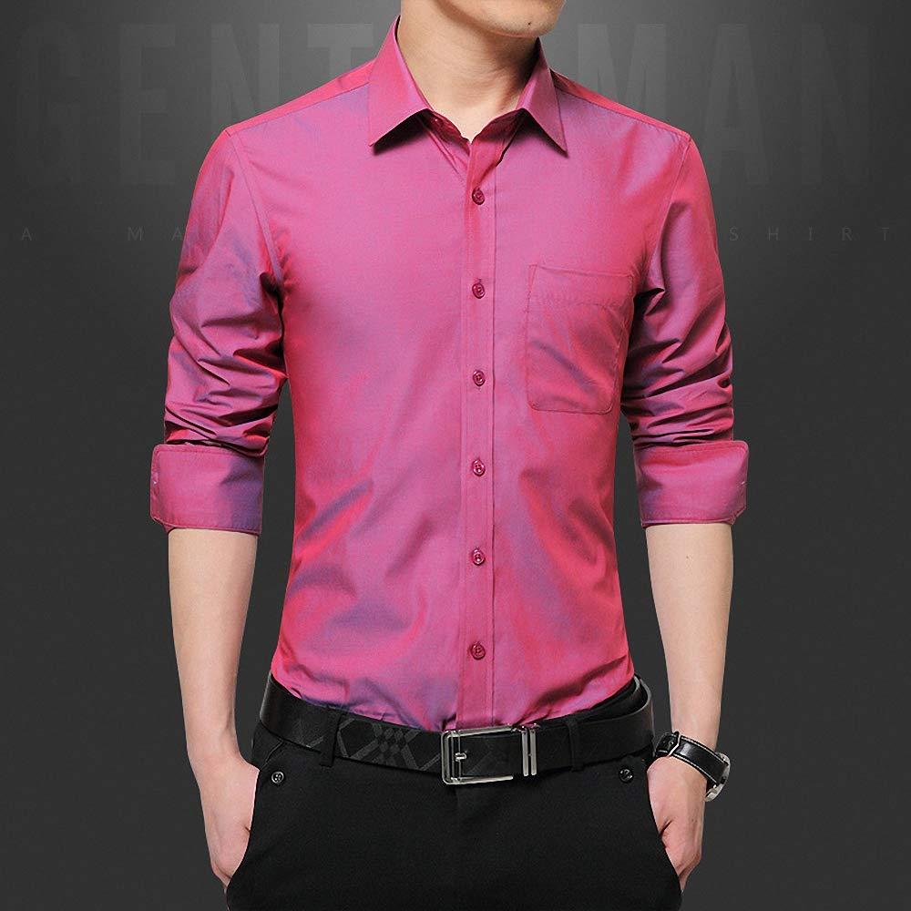 Lakke Retro Floral Printed Man Casual Shirts Classic Men Breathable Long Sleeve Lakt9-CY131-4XL