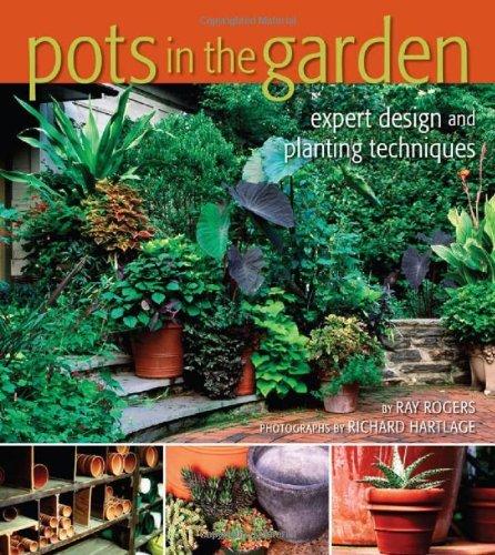 Pots in the Garden: Expert Design & Planting - Terrace Garden Tropical