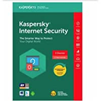 Kaspersky Lab Internet Security 2018 - 3 Device/2 Years/[Key Code]