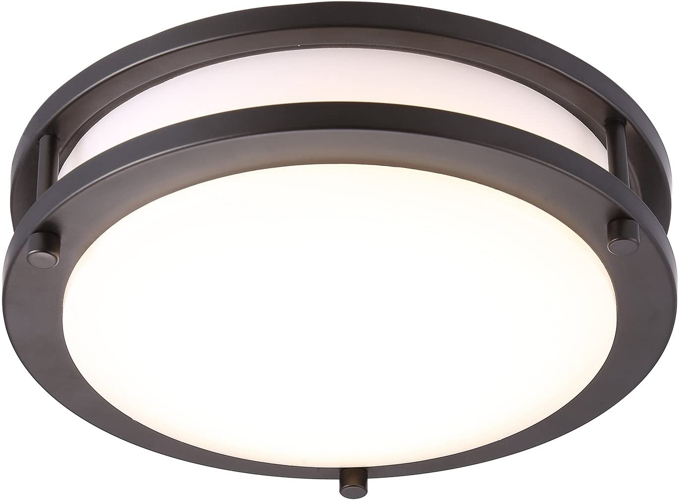 Cloudy Bay LED Flush Mount Ceiling Light,10 inch,17W