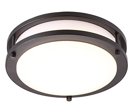 Cloudy Bay LED Flush Mount Ceiling Light DCO1017830ORB