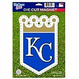 MLB Kansas City Royals Die Cut Logo Magnet