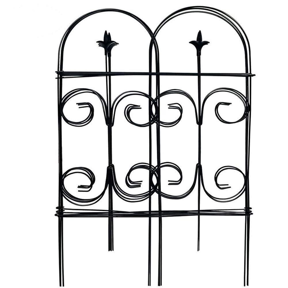 Amazon.com : Amagabeli Decorative Garden Fence 32in x 12ft Fencing ...