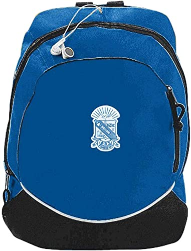 Phi Beta Sigma Backpack Royal Black