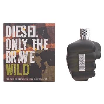 Amazoncom Diesel Only The Brave Wild 67 Floz 200ml Eau