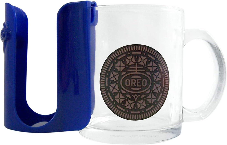 Amazon Com Oreo Mug Ultimate Dunking Gift Set With Cookies 2 33 Oz Kitchen Dining