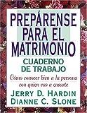 Prepárense para el Matrimonio, Jerry D. Hardin, 0881131393