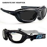 daisan sonnenbrille polarisierende sportbrille mit optik. Black Bedroom Furniture Sets. Home Design Ideas