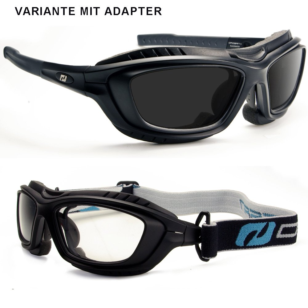 Daisan Herren Sonnenbrille Bikerbrille Sportbrille D 1061-G 7liwS