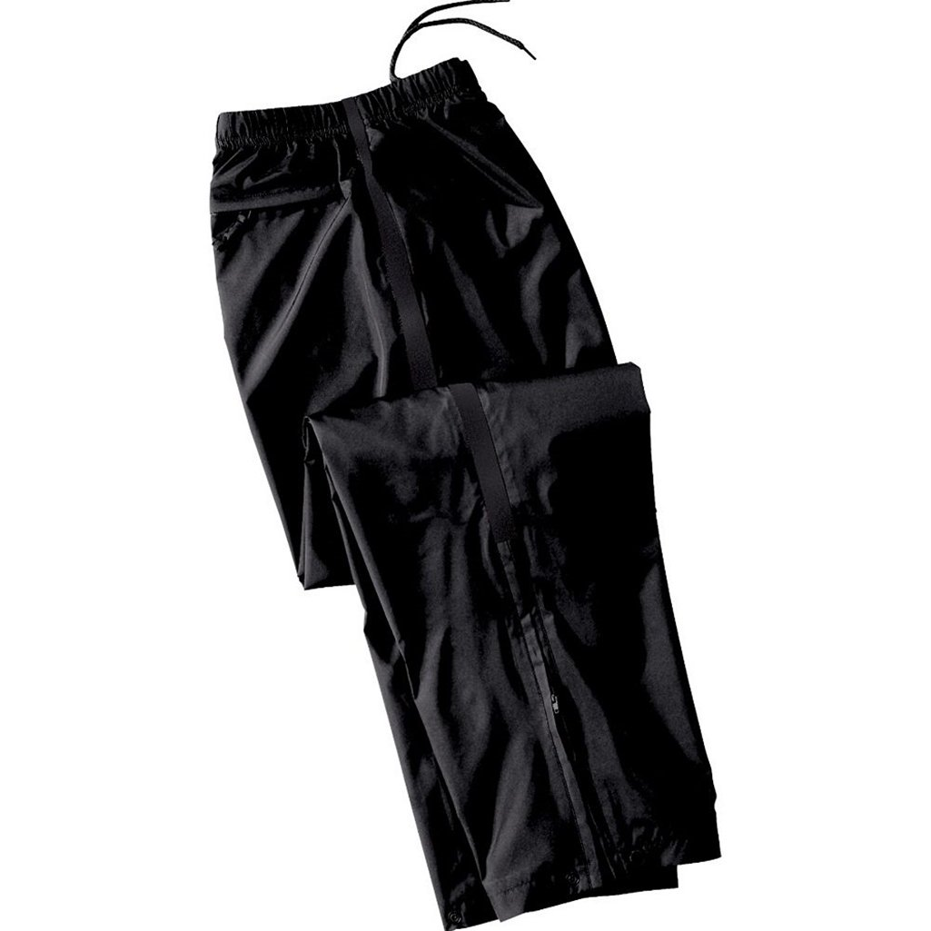 Holloway Youth Micron Sable Pant (Small, Black/Black)
