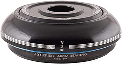 IS41//30 Short Cover Headset Black Cane Creek 40 IS41//28.6