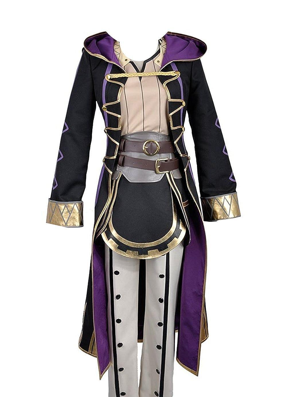 (macho Avatar) Fire emblem Awakening Robin Rufure Copslay disfraz cualquier tamaño