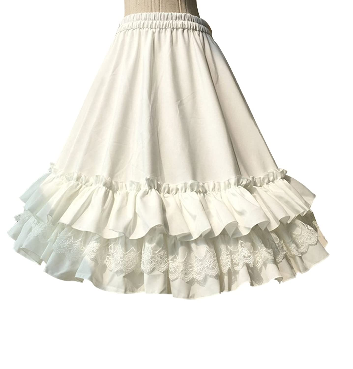 Crinoline Skirt | Crinoline Slips | Crinoline Petticoat 50s Cotton Petticoat  AT vintagedancer.com