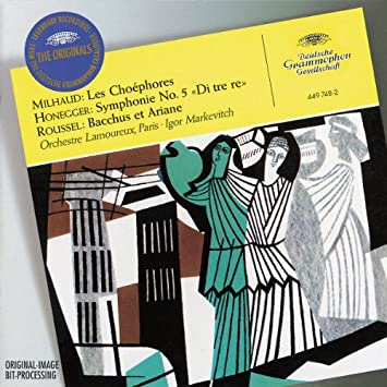 Honegger: Symphony No.5