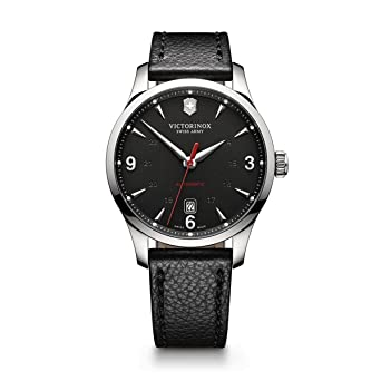 Swiss Army Watch >> Amazon Com Victorinox Swiss Army Alliance Men S Automatic Watch