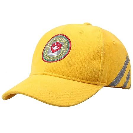 JEOSNDE Seguridad del Estudiante Sombrero Amarillo Cúpula de ...
