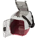 Favorite Dog Cat Rabbit Two Door Top Load Car Travel Vet Visit Pet Carrier
