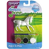 Breyer My Dream Horse - Paint and Play Kit - (1x Random Model sent: Arabain, Warmblood, Morgan, Belgian)