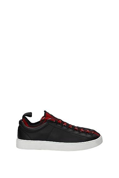 b8a48a5c6e5 Christian Dior Sneakers Homme - Cuir (3SN213XPO963) 44 EU  Amazon.fr ...