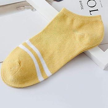 VJGOAL Calcetines de algodón unisex para hombres y mujeres ...
