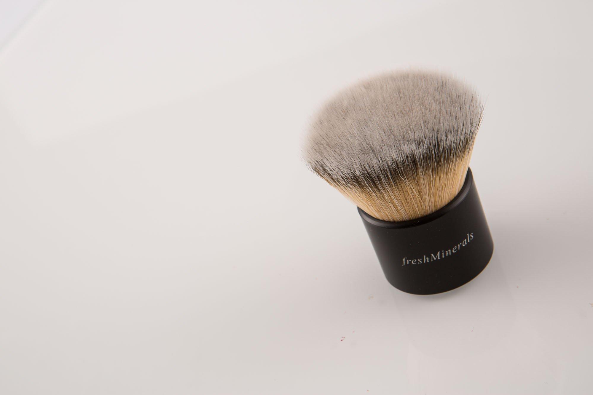 freshMinerals Kabuki Brush, 0.40 Gram