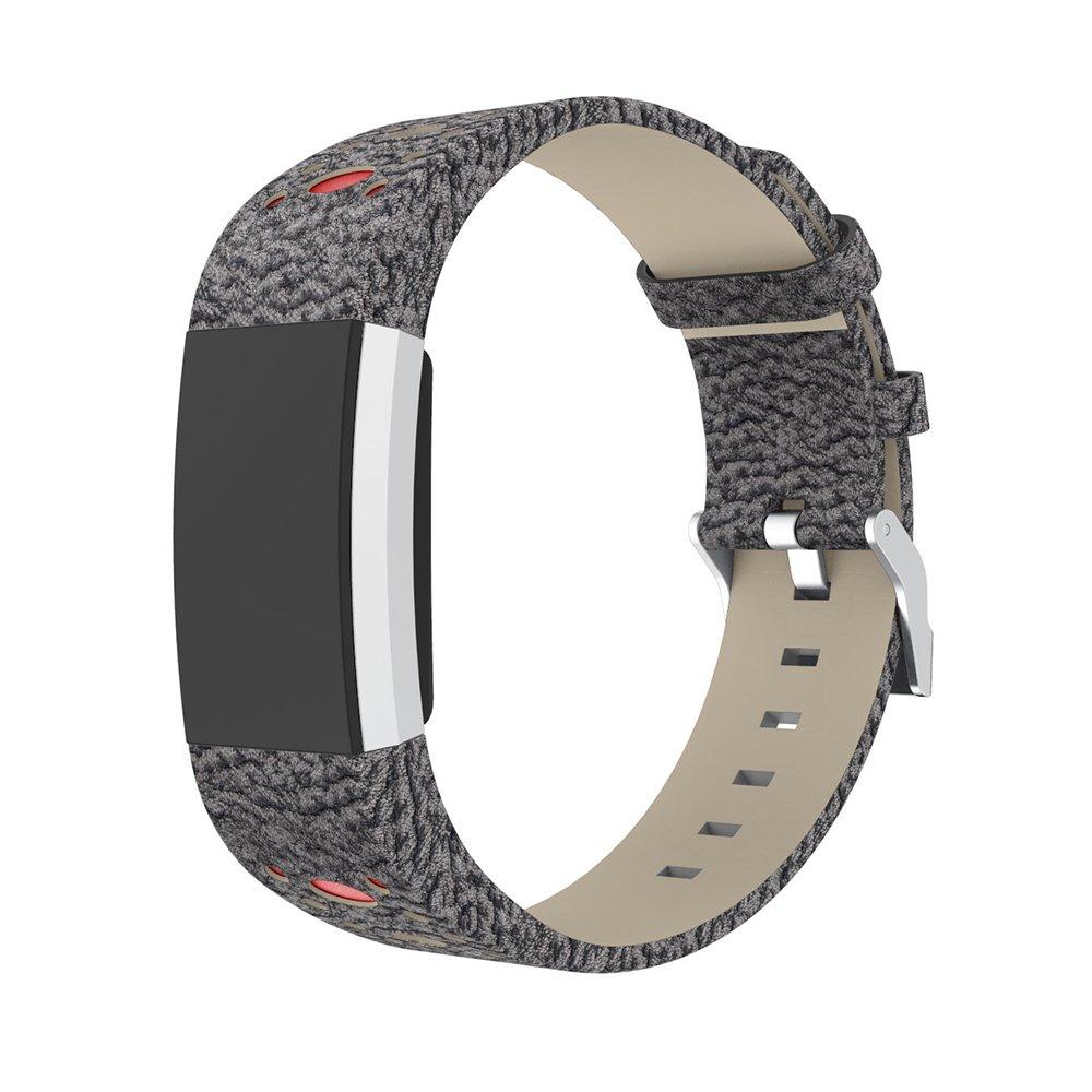 SUNEVEN Fitbit Charge 2 - Correa de Piel para Fitbit Charge ...