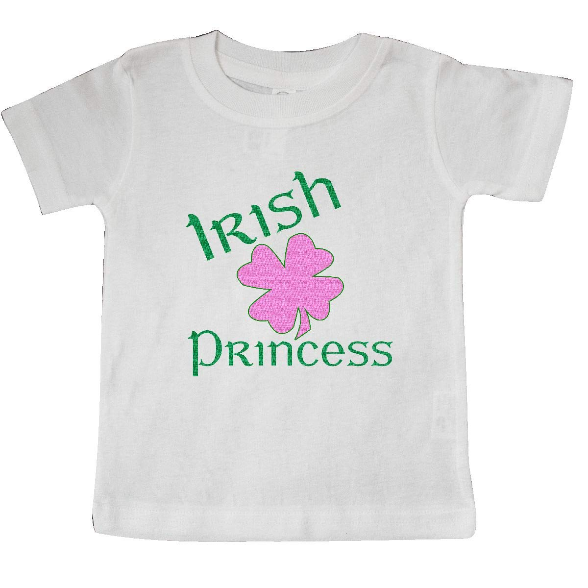 inktastic Irish Princess Baby T-Shirt