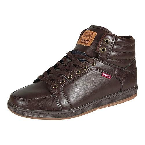 Botin Hombre - Hombre - Marron - Levis - 227996: Amazon.es: Zapatos y complementos