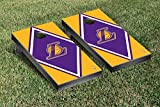 Los Angeles LA Lakers NBA Basketball Regulation Cornhole Game Set Diamond Version