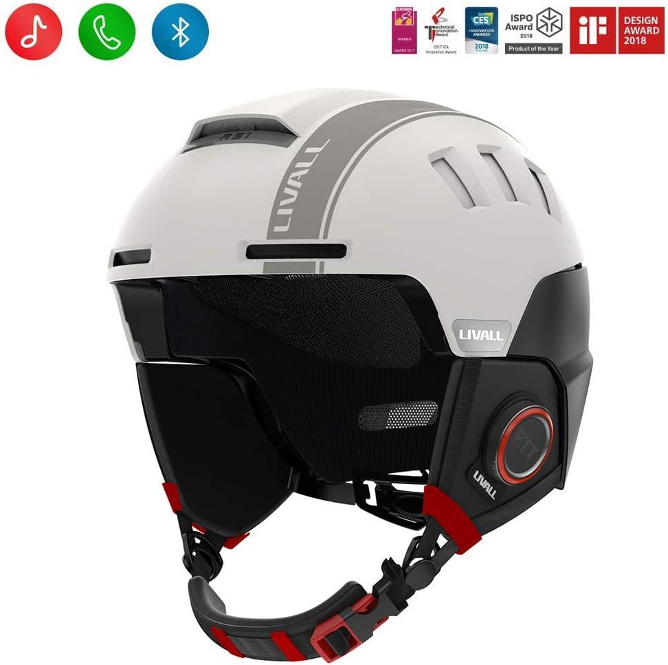 LIVALL Bluetooth Smart Ski Helmet