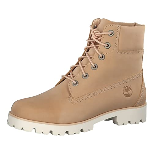 Timberland Women Boots Heritage Lite 6IN Beige 41  Amazon.co.uk ... f895eb0421