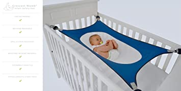 Verbazingwekkend Crescent Womb Baby Bed for Infants | Patented Baby - Amazon.com FY-88